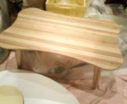 クローバーミニテーブル